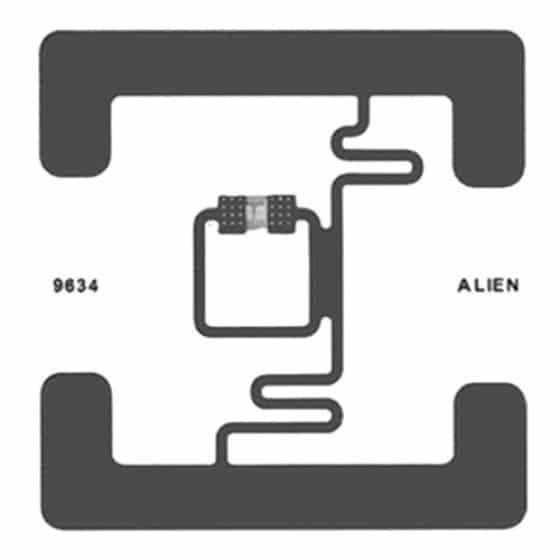 RFID наклейка Alien ALN-9634
